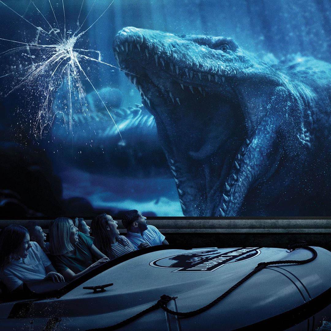 Jurassic World_The Ride