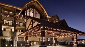 Dubai Parks                            Lapita Hotel