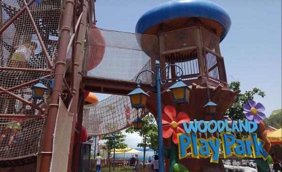 Dubai Parks_Motiongate_Woodland Play Park