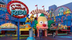 Simpsons Ride                Universal Studios