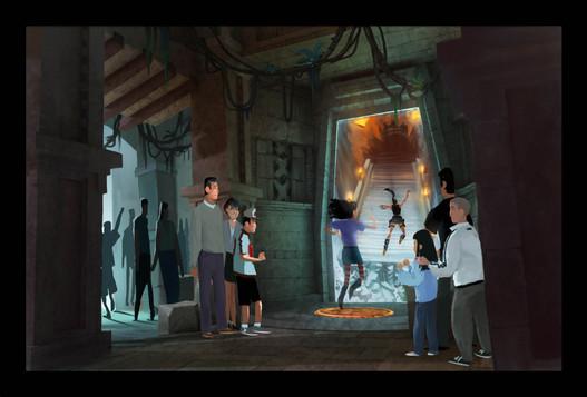 Paramount Gateway_Tomb Raider Interactive