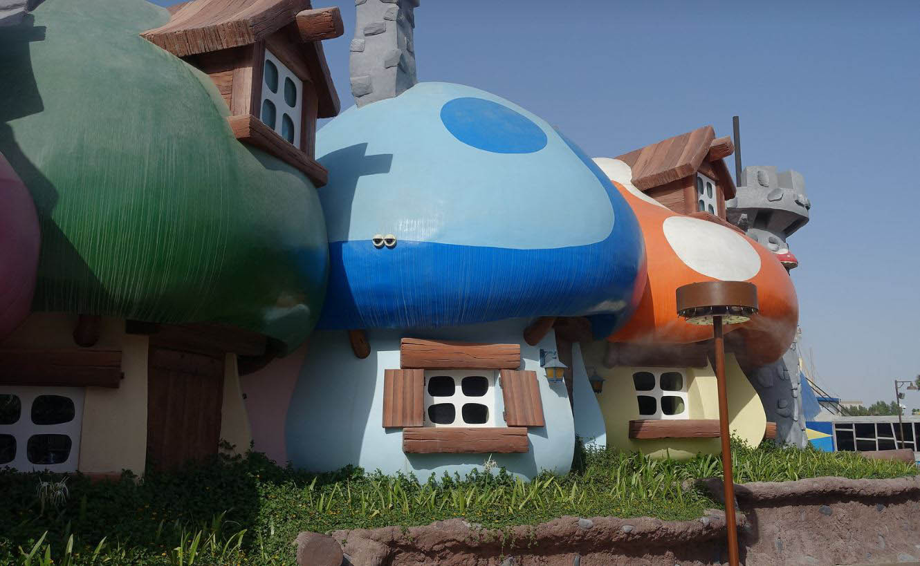 Dubai Parks_Motiongate_The Smurfs