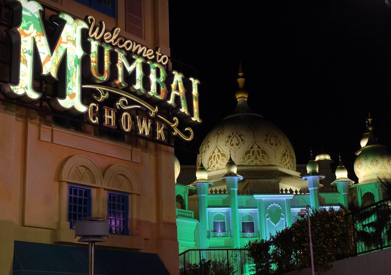 Dubai Parks_Bollywood_Mumbai St
