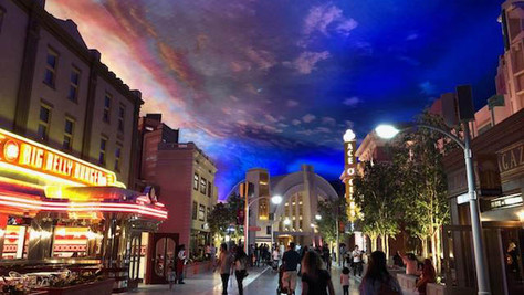 Warner Brothers Theme Park- Abu Dhabi