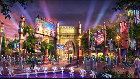 Dubai Parks                Bollywood