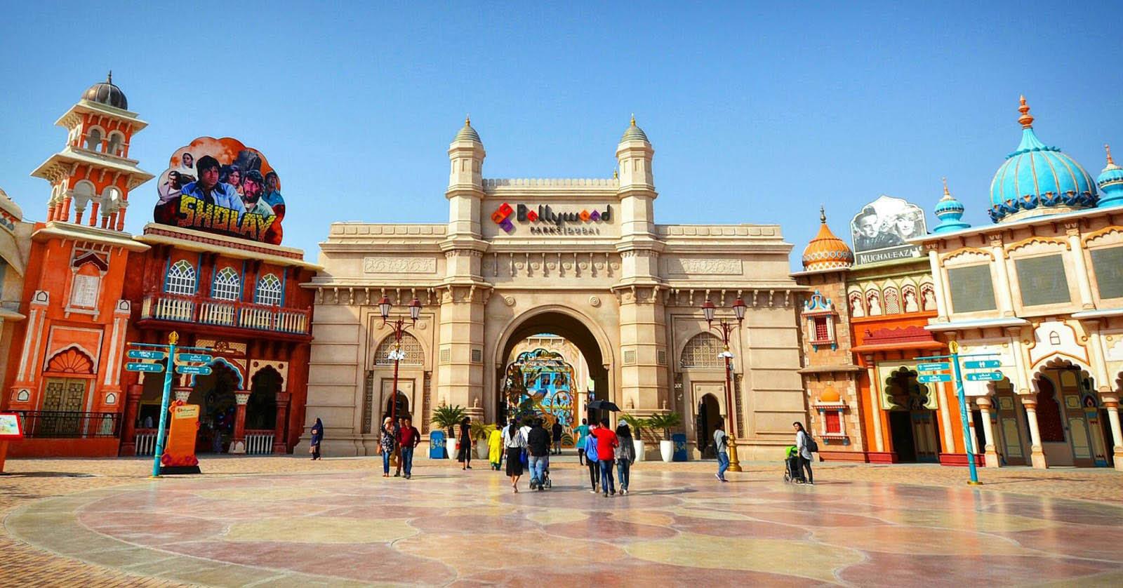 Dubai Parks - Bollywood