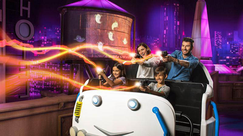Dubai Parks_Motiongate_ Ghostbusters