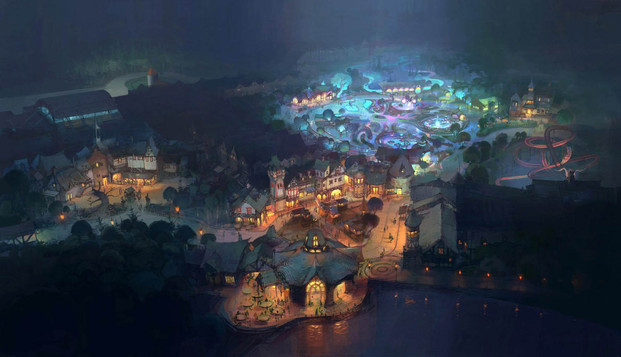 Paramount Parks Enchanted Forest