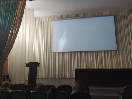 Трансляция пуска ракеты-носителя Союз-2.1.а «Ю.А Гагарин»
