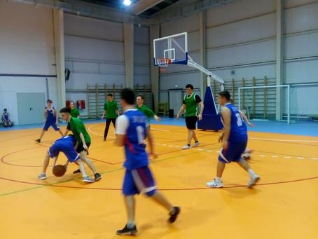 Первенство Ленинградского район по баскетболу среди мужских команд