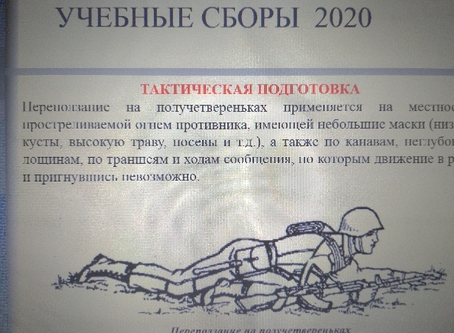 Сборы ЛСПК 2020