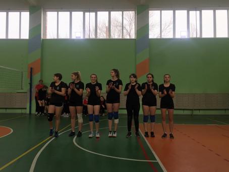 Открытый Кубок ГБПОУ КК «Ейского полипрофильного колледжа» по волейболу среди девушек.