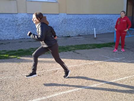 Соревнования по лёгкой атлетике