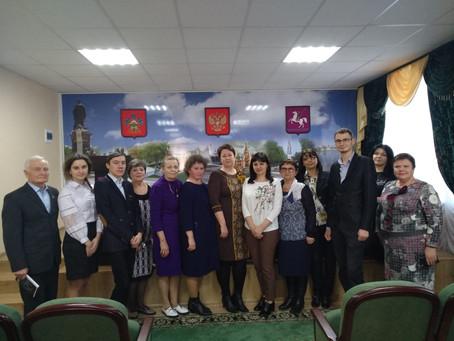 26 марта 2019 года в здании администрации Ленинградского района состоялось заседание «круглого стола