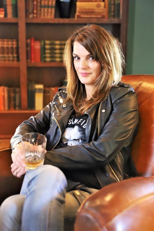 Milam and Greene Whiskey Heather Greene