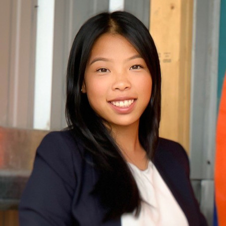 Alumni Series - In Conversation with Connie Quach: Consulting, COVID-19, Coding, and More!