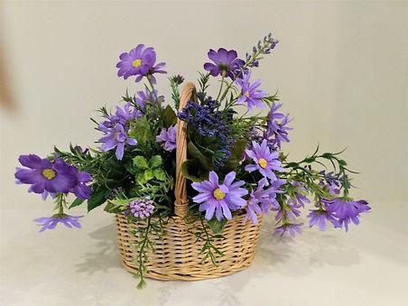 21 Flower purple daisies in basket 3.jpg