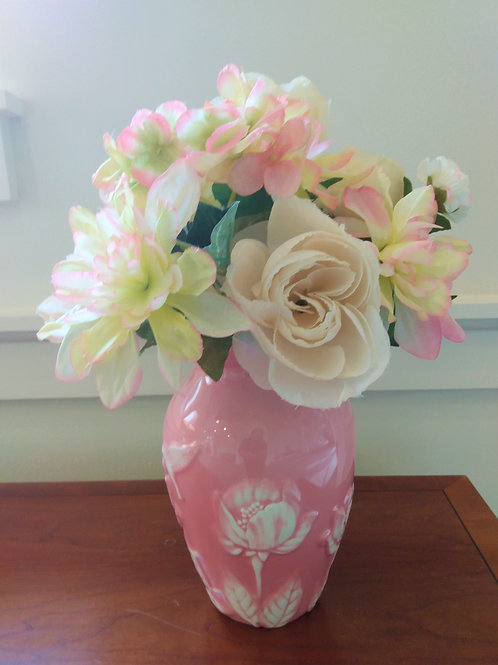 Pink Vase #309