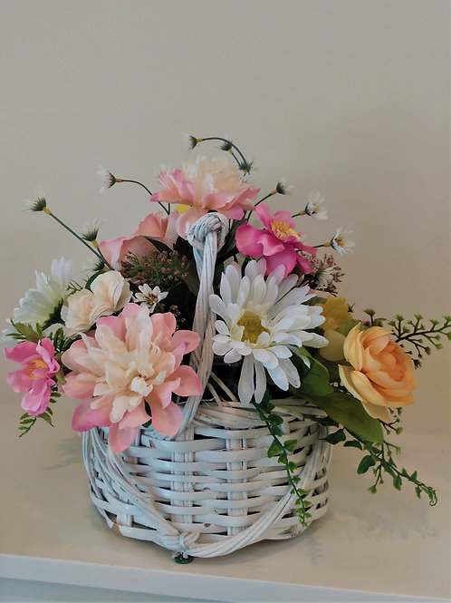 Basket of Blossoms