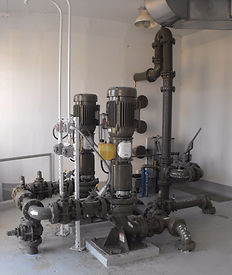 Vaughan Digester Recirculation Pump