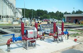 Penn Valley Primary Sludge Pump