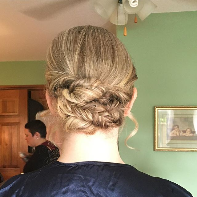 Updo by Shinae
