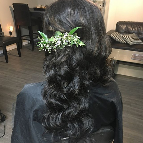 Just finished _pocahontesss hair for her