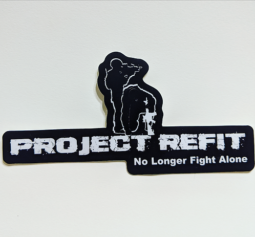 Project Refit Stickers!