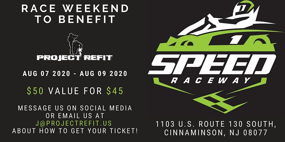 Project Refit Speed Raceway