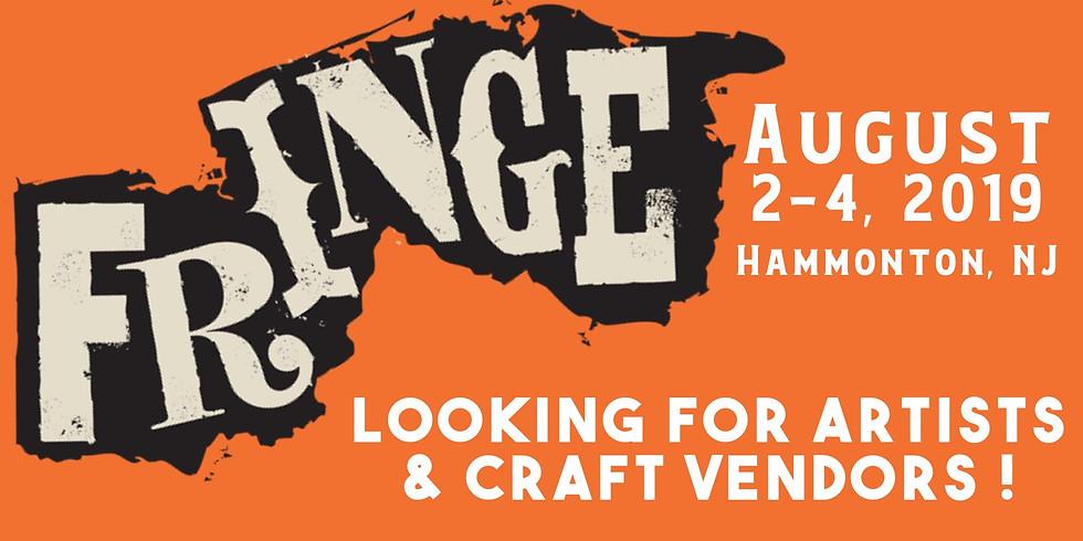 Fringe Festival in Hammonton, NJ