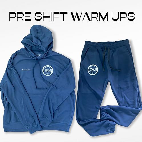 Pre-Shift Warm Ups