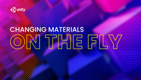 Changing Materials on the Fly