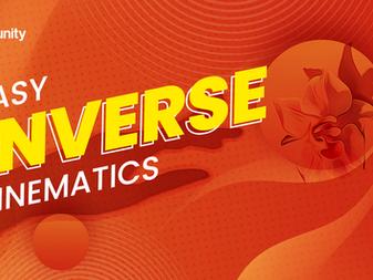 Easy Inverse Kinematics