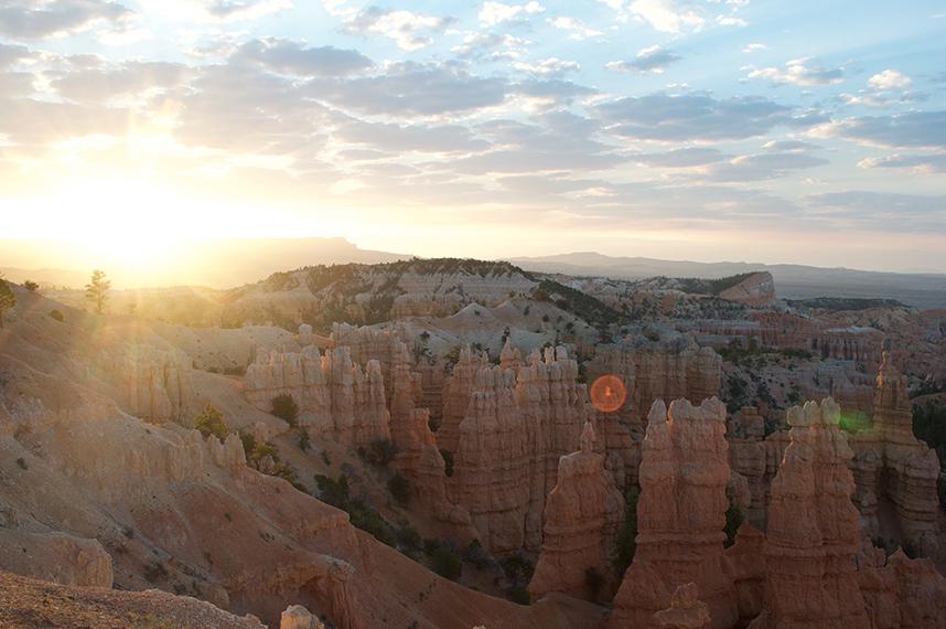 Bryce Canyon Sunrise : Utah