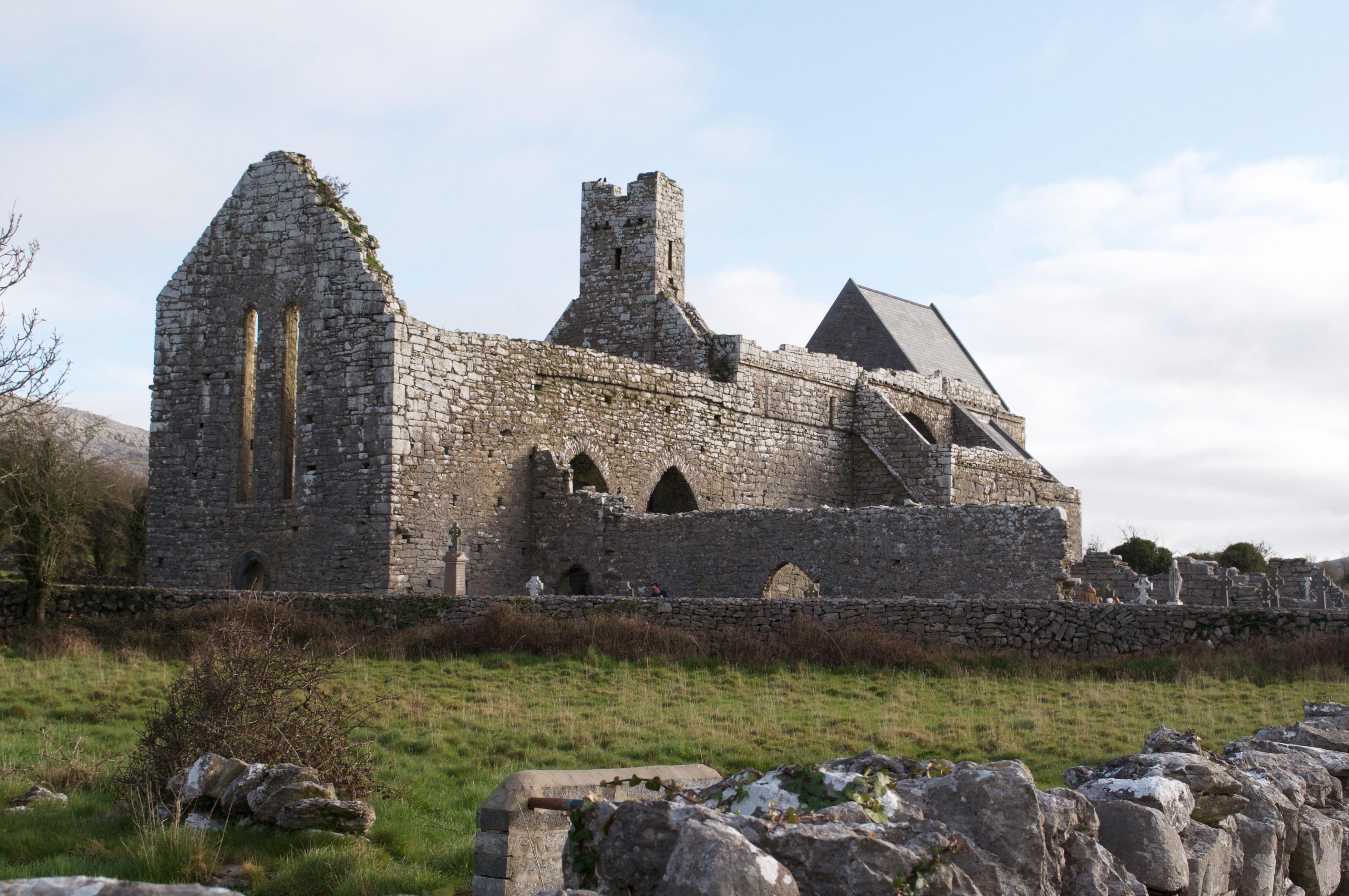 Abbey Ruins : Ireland