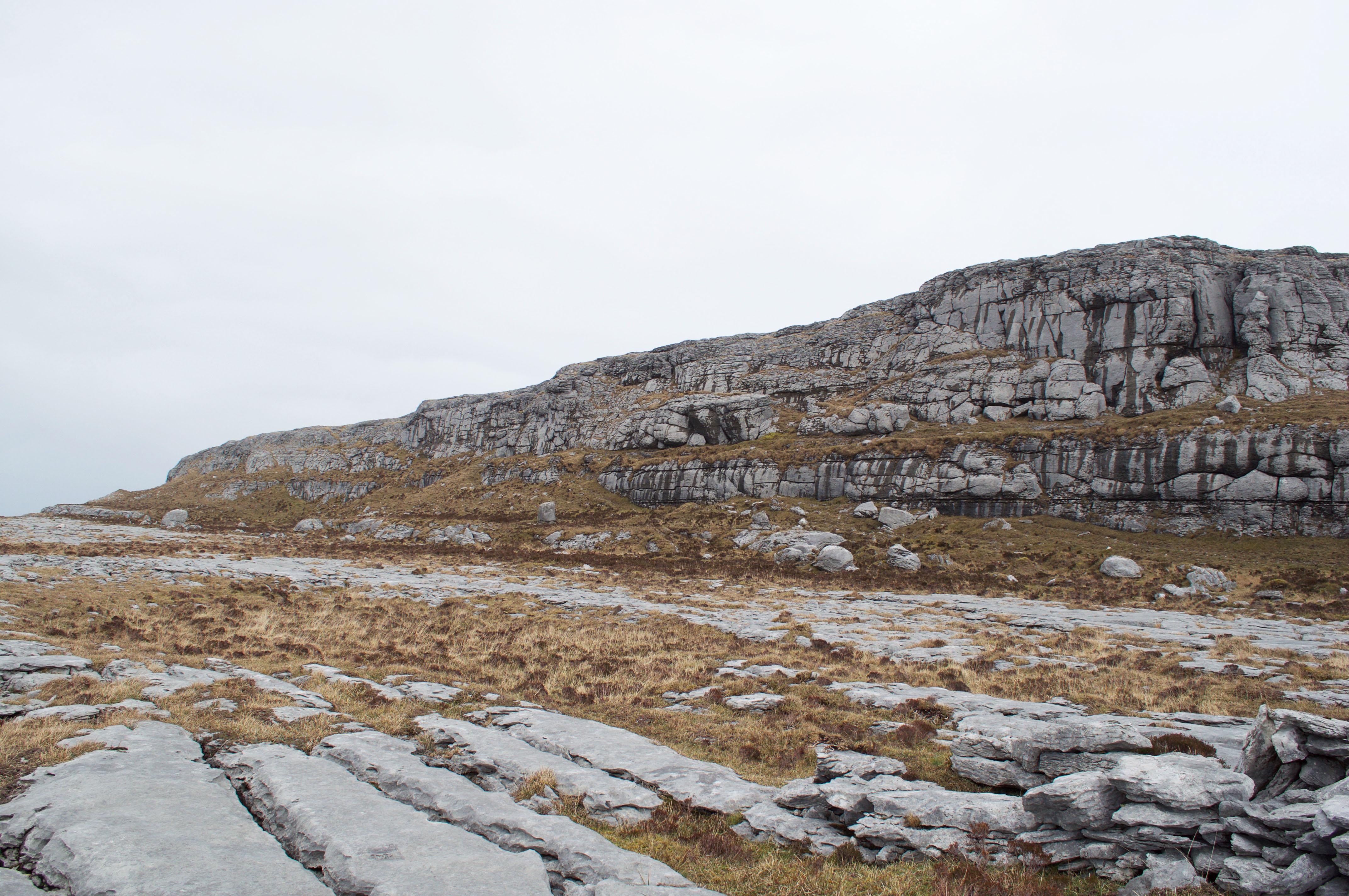 The Burren : Ireland