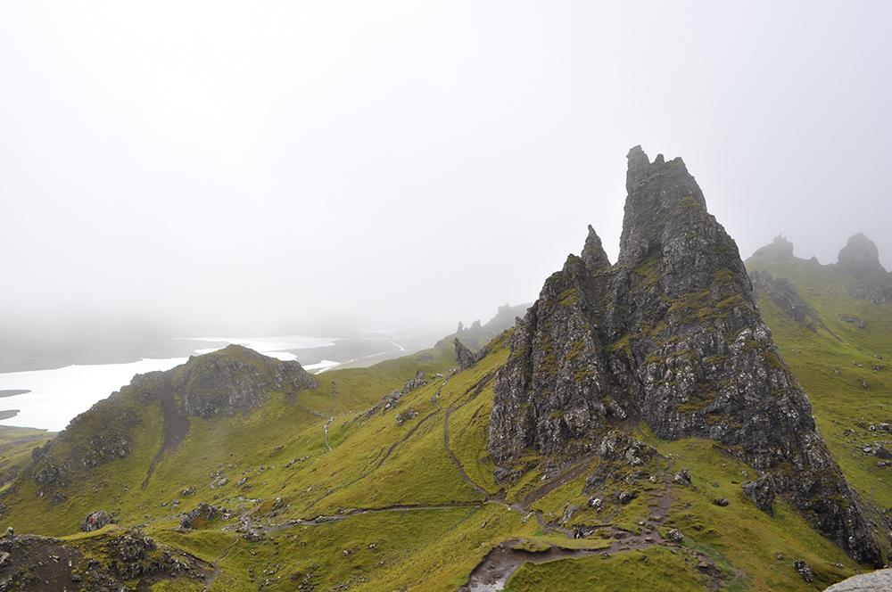 The Storr: Isle of Skye, Scotland