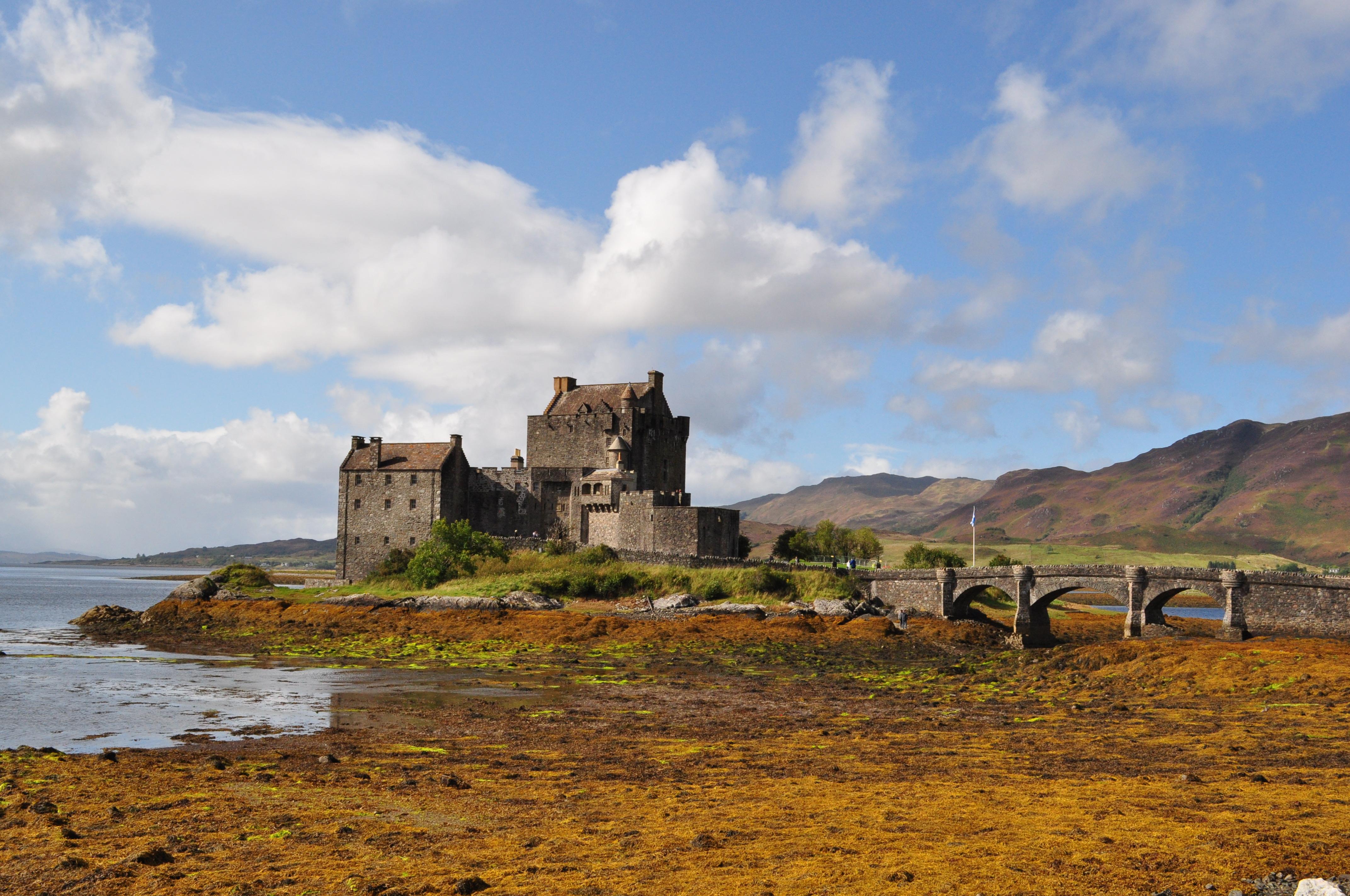 Eilean Donan Castle : Scotland