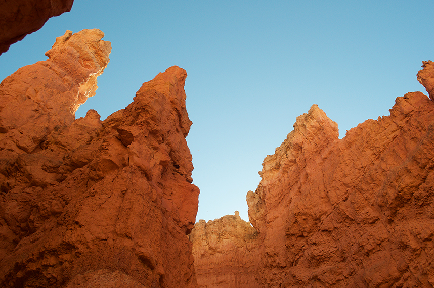 Views from Wall St : Bryce Canyon