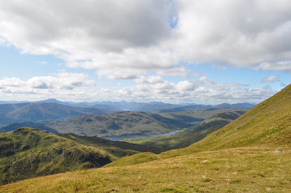 Ben Ledi : Scotland