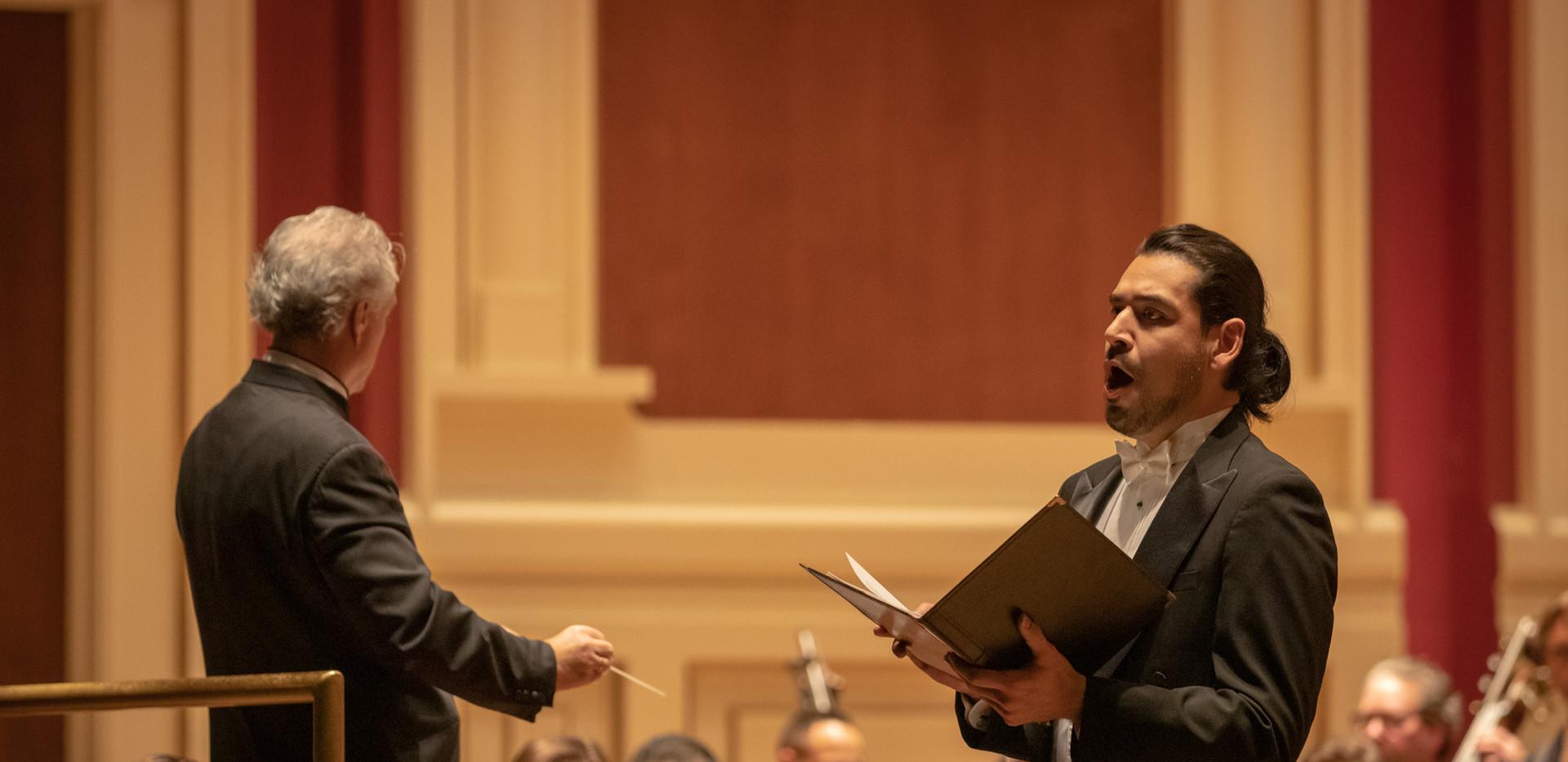 Manfred Honeck - conductor Pittsburgh Symphony Orchestra photo - Edward DeArmitt
