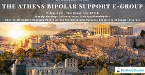 The Athens Bipolar Support e-Group