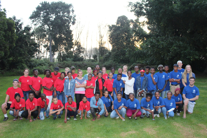Garden Route Youth Camp 2019
