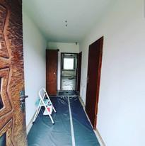 Peinture couloir mise à neuf