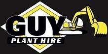Guy Plant Hire logo