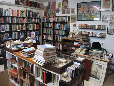 Inside Winton Bookshop