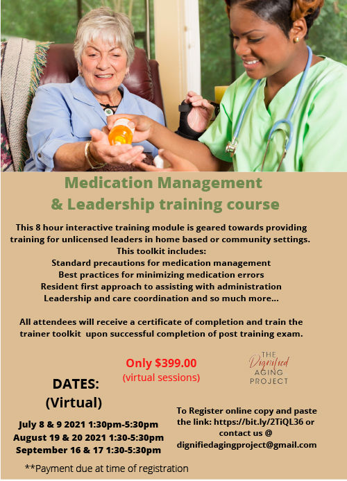 DAP Medication Management & Leadership t