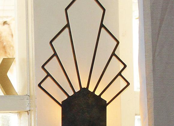 מנורה ארט דקו