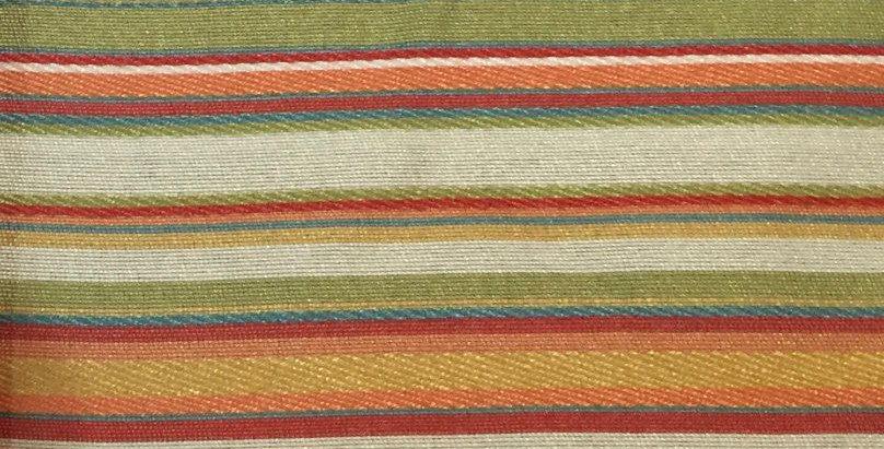 Vibrant Summer Stripe