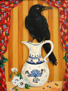 Raven & the Pitcher